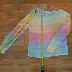 SALE 2/$10 SWEATERS Rainbow Sweater